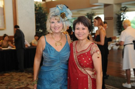 HWLF Co-Chairs Rhonda Griswold and Donna Leong