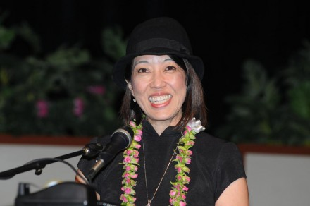 Honorary Co-Chair Patricia Wong, HECO Senior VP
