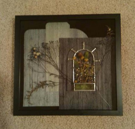 Handcrafted Shadow Box: Irene Anzai and George Eguchi